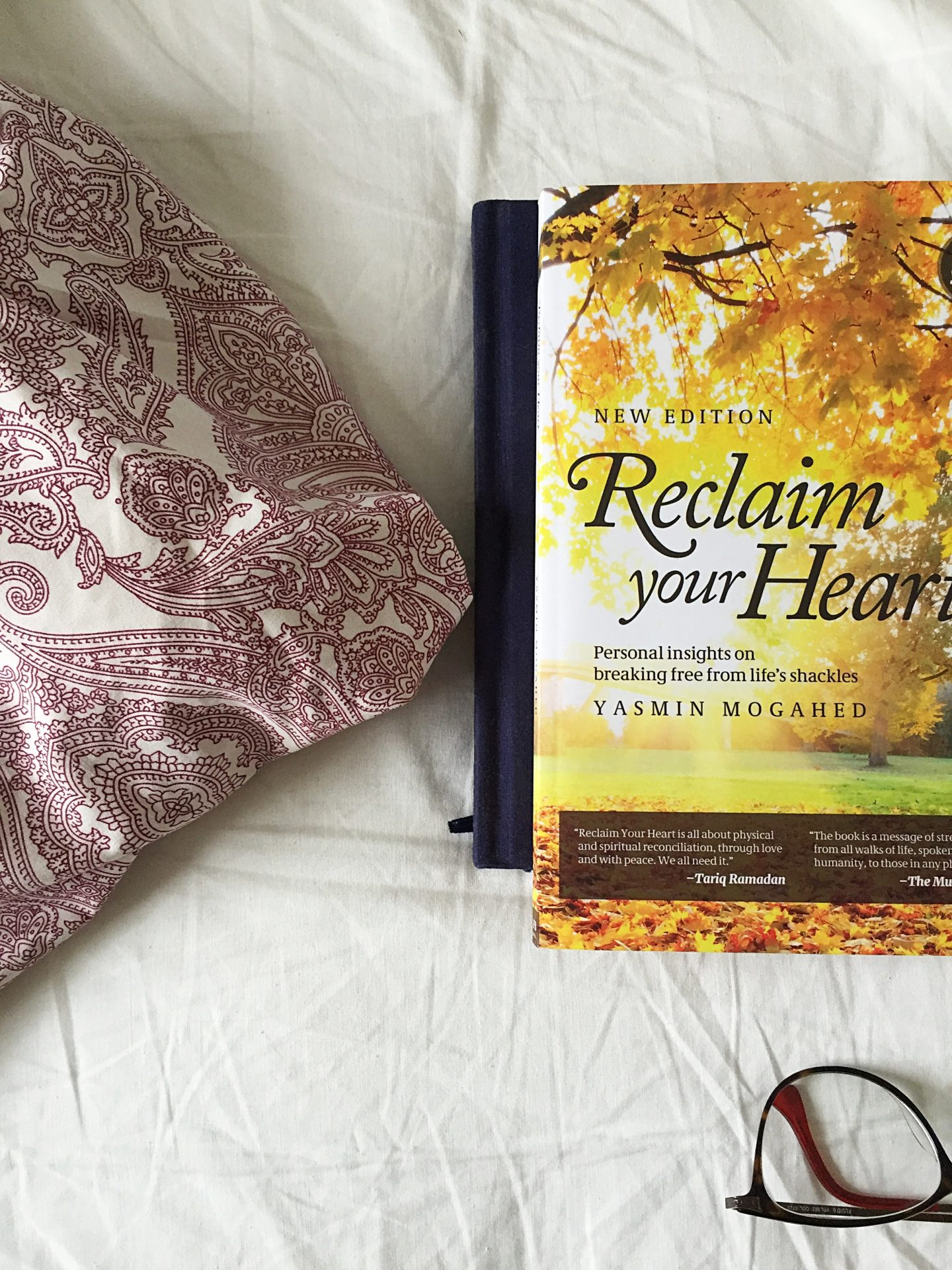 Review: Yasmin Mogahed's Reclaim Your Heart