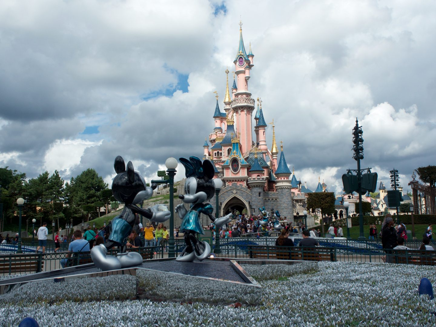 25th Anniversary of Disneyland Paris